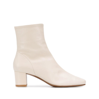 By Far Ankle Boot Sofia - Branco