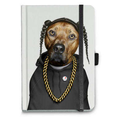 Caderninho Pet Snoop Dog