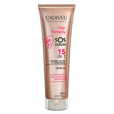 Cadiveu Professional Hair Remedy Sos Serum 150Ml-Feminino