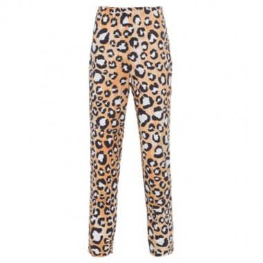 Calça Alta Estampada Lenny Niemeyer - Animal Print
