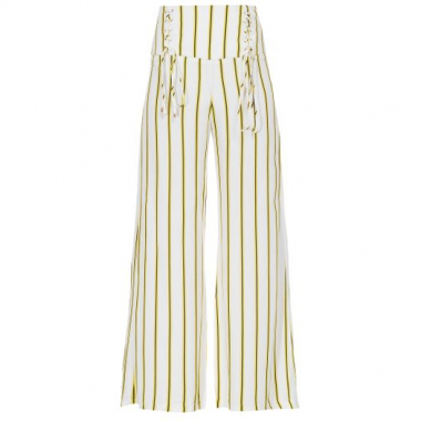 Calça Atados Ferrat Animale - Off White