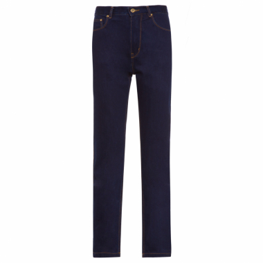 Calça Feminina Mom's Kingston - Azul