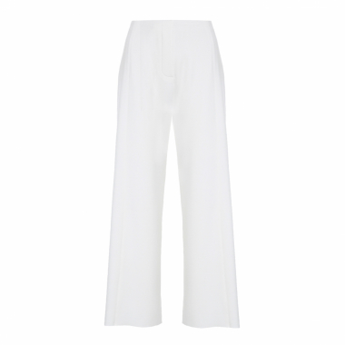 Calça Feminina Pantacourt Clean New - Off White