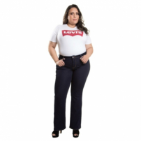 Calça Jeans 315 Shaping Bootcut Plus Size Levis-Feminino