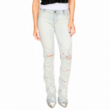 Calça Jeans My Favorite Thing(s) Bootcut Low Azul