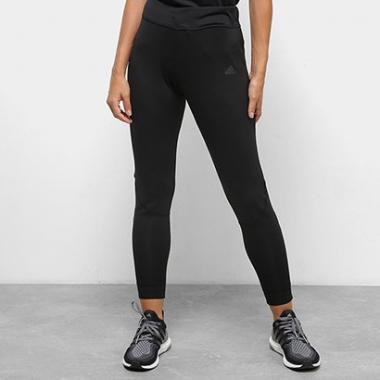 Calça Legging Adidas Own The Run Feminina-Feminino