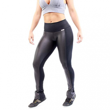 Calça Legging Extreme Ladies Must Have - Feminino - Preto - P