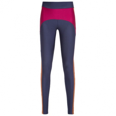 Calça Legging Lycra Colours Forlegs - Azul