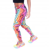 Calça Legging Rocks Team Lace