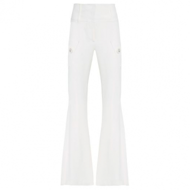 Calça Marcela Animale - Off White