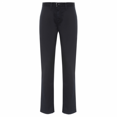 Calça Masculina Authentic Chino Stretch - Preto