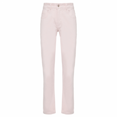 Calça Masculina Fit Color - Rosa