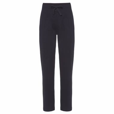 Calça Masculina Over Pleat - Preto