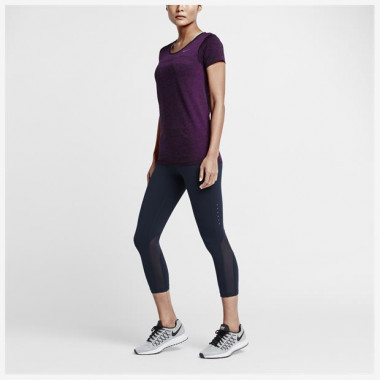 Calça Nike Power Epic Lux Crop Feminina