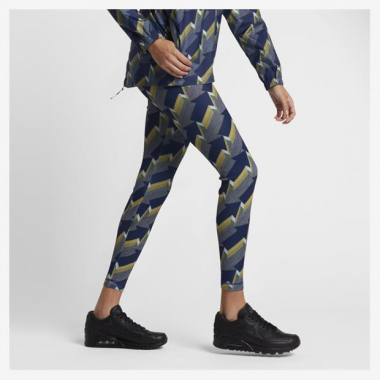 Calça Nikelab Arrow Print Tight Feminina