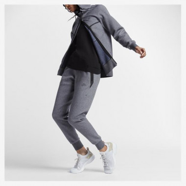 Calça Nikelab X Kim Jones Tech Fleece Feminina