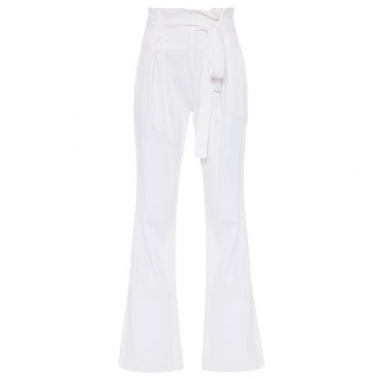 Calça Pantalona Clochard Litt - Off White