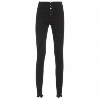 Calça Super Skinny Jeans Vi And Co. - Preto