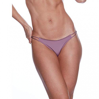 Calcinha Tanga String Casual Is 29387 Praline (6236/ju) G