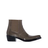 Calvin Klein 205W39Nyc Ankle Boot 'carol' - Verde