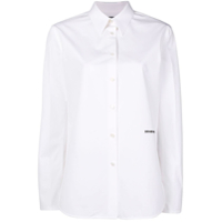 Calvin Klein Structured Shirt - Branco