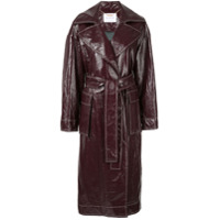 Camilla And Marc Trench Coat Roberta - Marrom