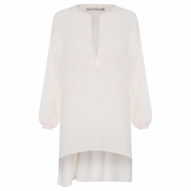 Camisa Feminina Giulianna - Off White