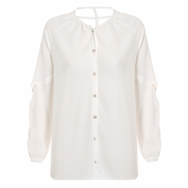 Camisa Feminina Unique - Off White