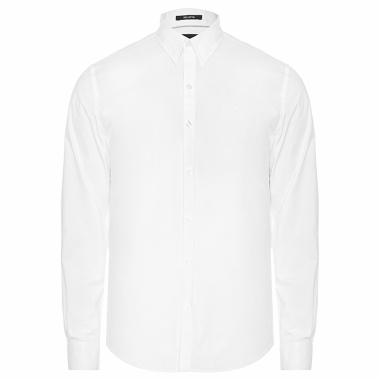 Camisa Masculina Paper Touch - Off White