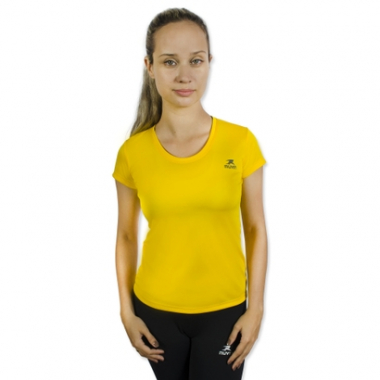 Camiseta Color Dry Workout SS - Muvin - CST-400