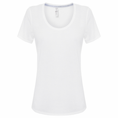 Camiseta Feminina Threadborne Streaker - Branco
