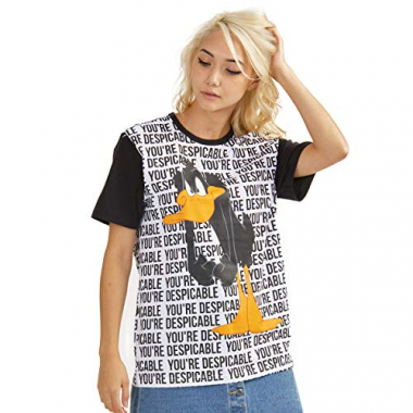 Camiseta Looney Tunes Patolino You're Despicable