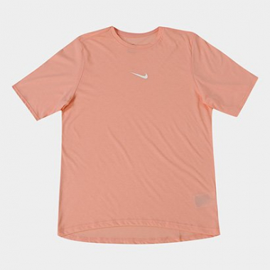 Camiseta Nike Dry Ss Elevated Faho Feminina-Feminino