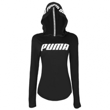 Camiseta Puma Modern Sport Light Cover Up Feminina-Feminino