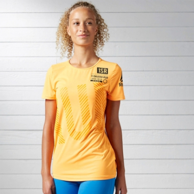 Camiseta Reebok Ac One Series-Feminino