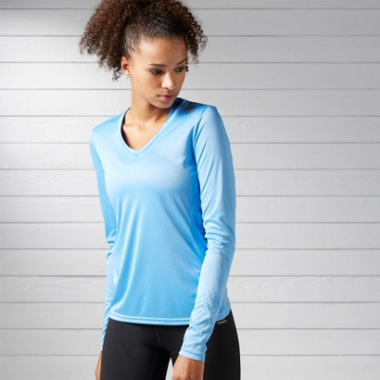 Camiseta Reebok Essentials-Feminino