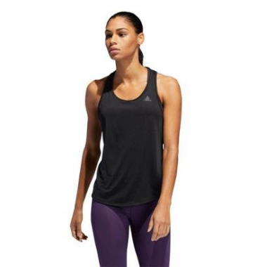 Camiseta Regata Adidas Run-It Feminina-Feminino