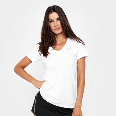 Camiseta Under Armour Tech Feminina-Feminino