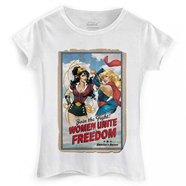 Camiseta Women Unite For Freedom