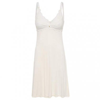 Camisola Loungerie Maternity Off-White