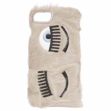 Capinha Iphone Fur 6/6S/7 - Bege