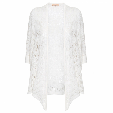 Cardigan Feminino Alila - Off White