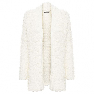 Casaco Lhama Dress To - Off White