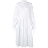 Cecilie Bahnsen Chemise Cleo - Branco