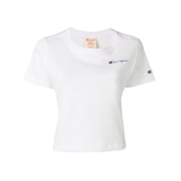 Champion Camiseta Com Estampa De Logo - Branco