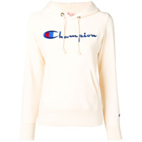 Champion Moletom Slim Com Logo - Neutro