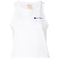 Champion Regata Com Logo Bordado - Branco