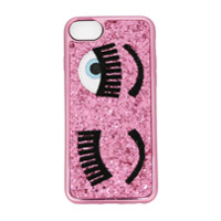 Chiara Ferragni Capa Para Iphone 6 Plus - Rosa