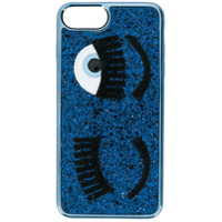 Chiara Ferragni Capa Para Iphone 7 Plus - Azul