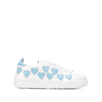 Chiara Ferragni Roger Low-Top Sneakers - Branco